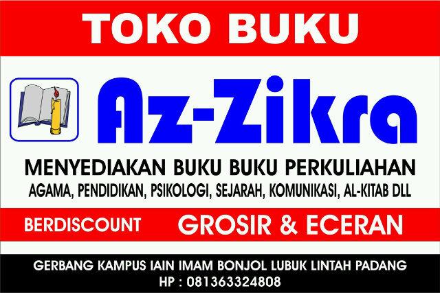 Design Toko Buku Design Toko Buku Az-zikra