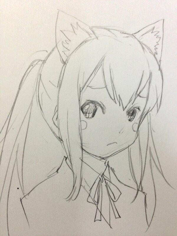 藤島康介先生がけいおんのキャラを描いたらかきふらい先生より可愛くなった