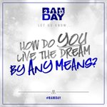 Tell @BAMupdates how you Live The Dream By Any Means for a chance to win a pair of #NCredible headphones! #BAMDAY