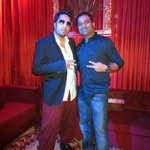 MIRCHI on its way sooon.!! A pic with @KingMikaSingh_  during d recording of 'Yahoon Yahoon' frm MIRCHI in Delhi.!!:))
