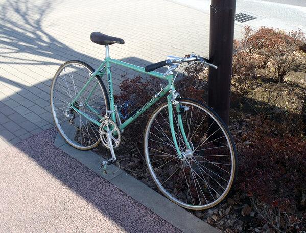 アオバ自転車店に登場するある ...