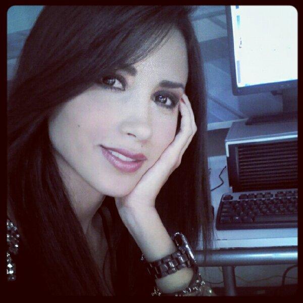 Susana Almeida (@Susyalmeida1): Que descancen! Hasta mañana!!... muchos besitos! ;) http://t.co/eIL8pO69