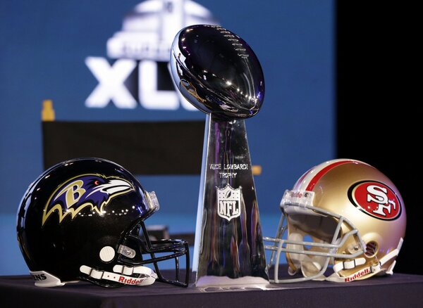 Congratulations to the Baltimore #Ravens for beating the San Francisco #49ers during #SuperBowl 47 http://t.co/mO1gMj38