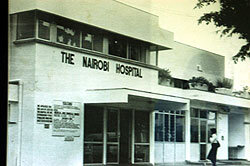 The Nairobi Hospital was once known as the European Hospital and was officially opened in 1954 #KenyanHistory  http://t.co/KDJRtggB