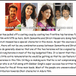 RT @ntr2ntrfanzz: #NTR - Harish Shankar Movie News. @tarak9999 @harish2you @Samanthaprabhu2 @shrutihaasan @MusicThaman http://t.co/iX2PuNRQ