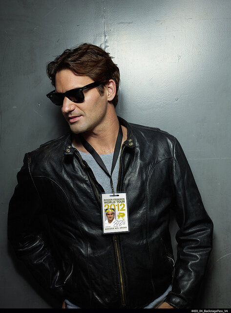 Keep sending your Federer-fan confessions! We love to read them! In the meantime, enjoy this awesome photo of Roger! http://t.co/XUBuz7pH