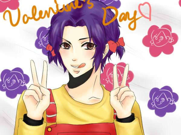 ハッピーバレンタイン♡ 皆様へ♡ http://t.co/BmlqFA3B