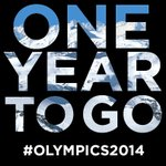 We're one year from the Winter Games in Sochi, Russia! RT if you're excited! #OLYMPICS2014