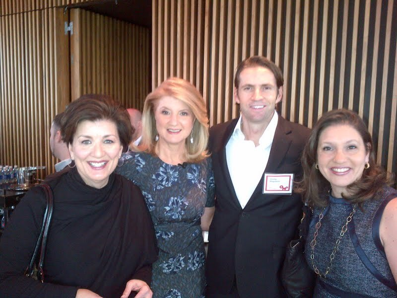 Arianna Huffington's Twitter Photo