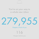 Apparently a whole lot of people want Mailbox. http://t.co/Xi3fq9P9