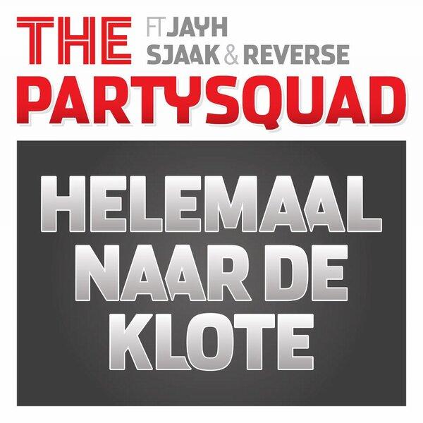 """""""@JayhJawson: Morgen komt hij uit! #HelemaalNaarDeKlote @Reversemusic @thepartysquad @SjaakDOP http://t.co/Ev8588D3"""""""