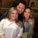 "RT ""@ElisabethRohm: Love you guys! #theclientlist @rfieldma Grunny"