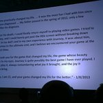 RT @necrosofty: Great email @thatgamecompany received about journey. How many games can do this? http://t.co/T1UxZm0m