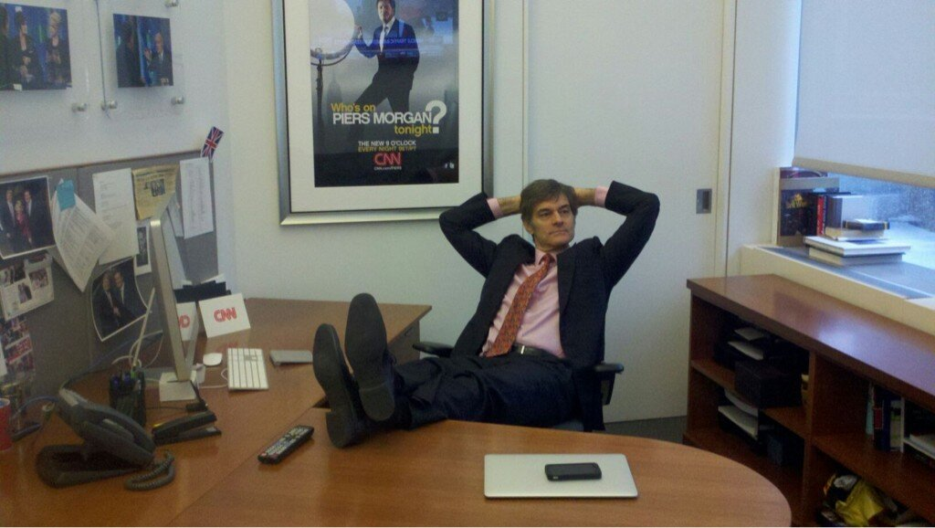 Dr. Mehmet Oz's Twitter Photo