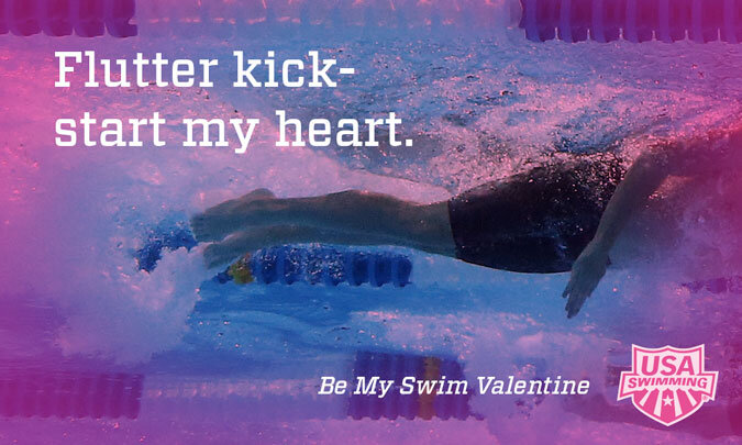 USA Swimming's Twitter Photo