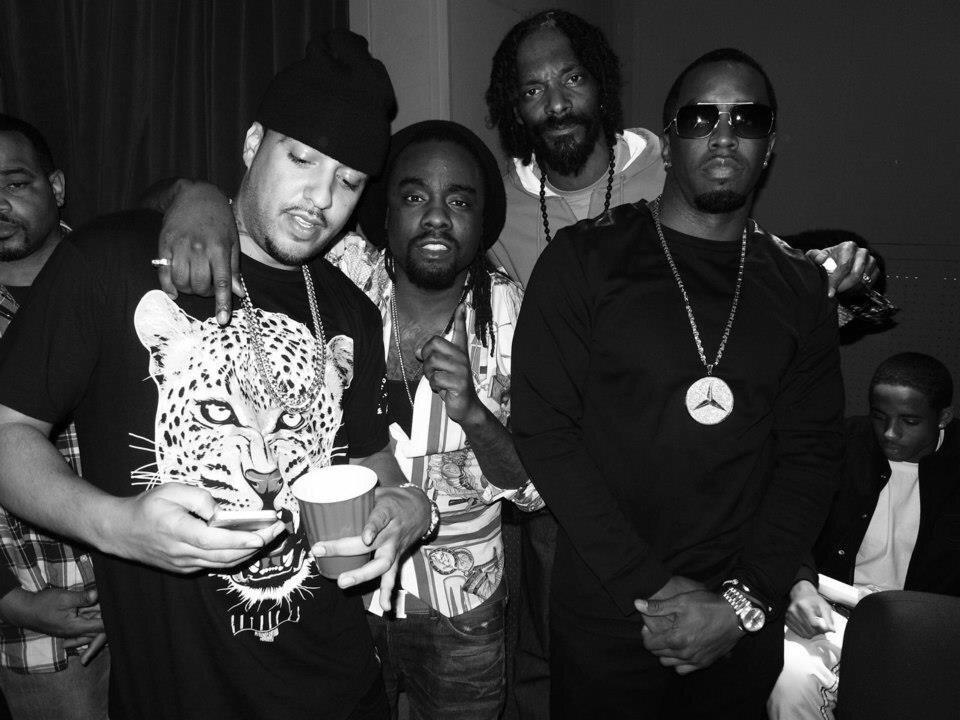 Snoop Dogg's Twitter Photo