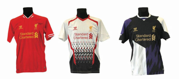 WARNING:Possibly #LFC ' s new kits for nest season?!? What has been seen cannot be unseen! #FootballFocus #EPL http://t.co/DQ5cazl3
