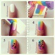 Step by step! #dutch_nail_art http://t.co/PIbi1Ach