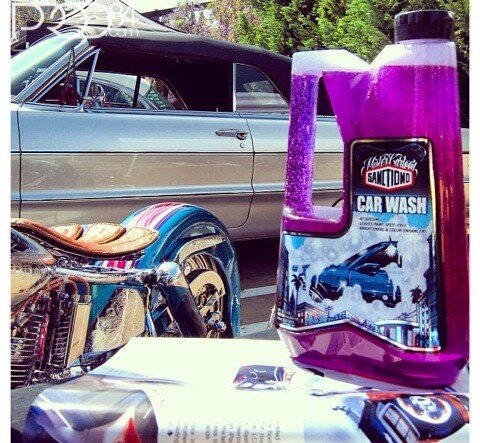 RT @prod84: Big ups to my boy Mister Cartoon thanks for the cleaning product. @sanctiond @misterctoons @snoopdogg @estevanoriol http://t.co/hlBBn84H
