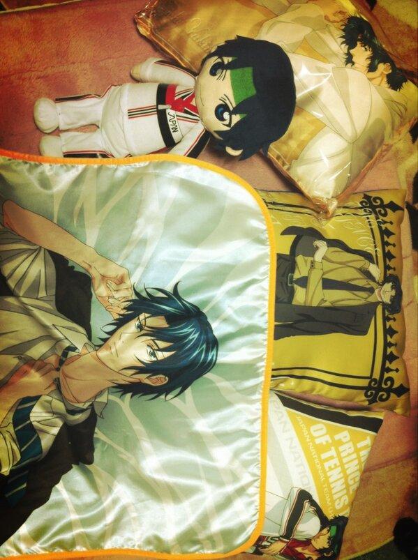 幸村クラスタの寝具の充実さよ http://t.co/gJt2nRzG