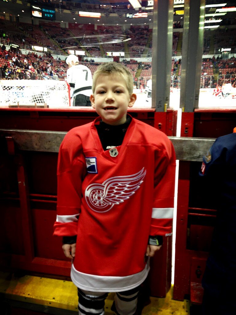 Detroit Red Wings's Twitter Photo