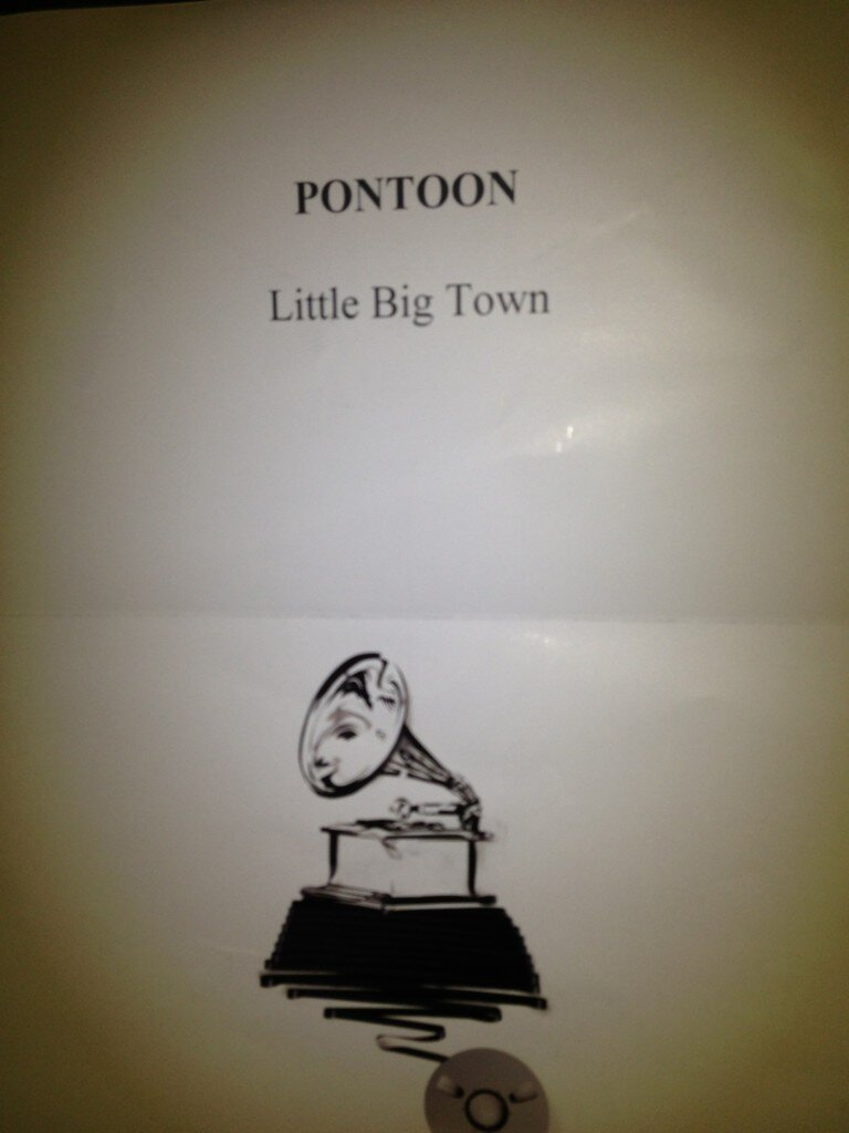 Little Big Town's Twitter Photo