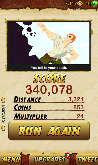 "I got 340078 points while escaping from a Giant Demon Monkey. Beat that! <a class=""linkify"" href=""http://t.co/uBpsrqad9c"" rel=""nofollow"" target=""_blank"">http://t.co/uBpsrqad9c</a> <a class=""linkify"" href=""http://t.co/7UXFpVScJu"" rel=""nofollow"" target=""_blank"">http://t.co/7UXFpVScJu</a>"