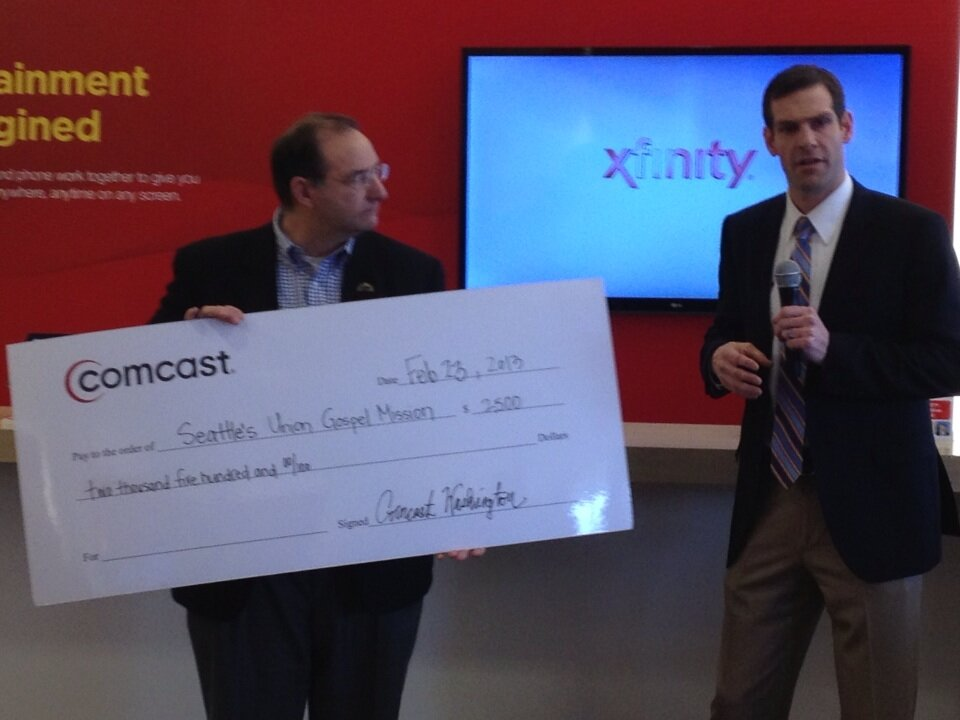 WA Comcast Team's Twitter Photo