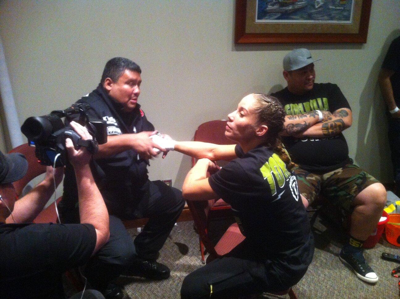 UFC's Twitter Photo