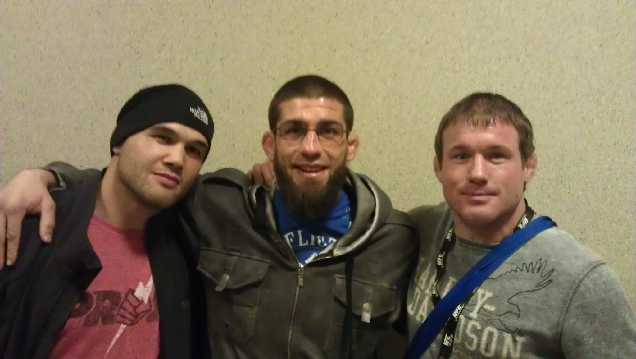 Court McGee's Twitter Photo