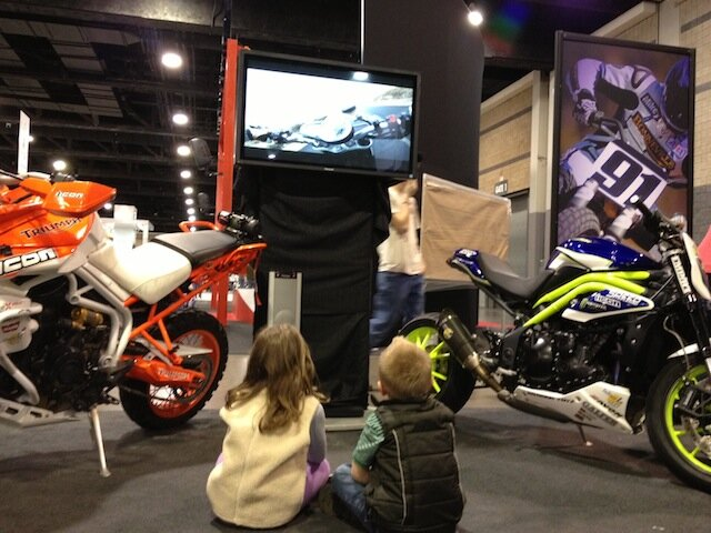 Triumph Motorcycles 's Twitter Photo