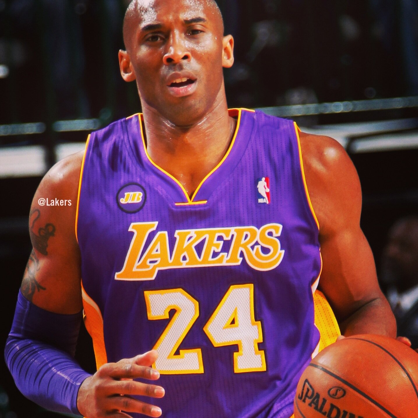 Los Angeles Lakers's Twitter Photo