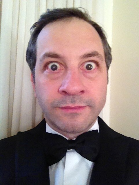Judd Apatow's Twitter Photo
