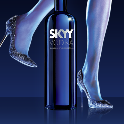 SKYY Vodka's Twitter Photo