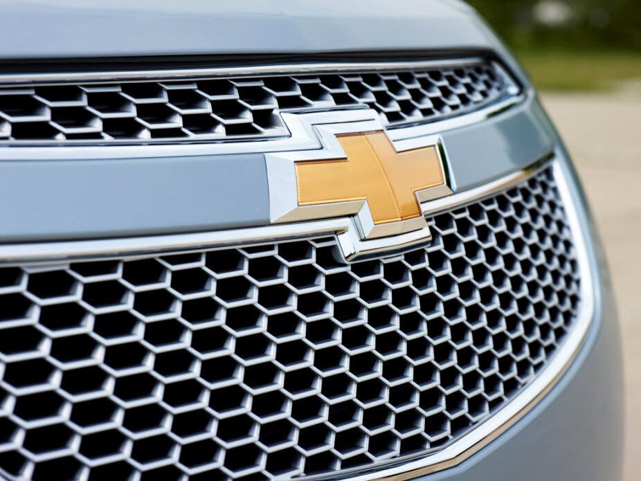 Chevrolet's Twitter Photo