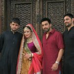 Lil' @MamtaTahil 's most fabulous destination wedding in Jaipur.. Luv it.. #WeAreFamily http://t.co/vv5zQiQ1uk