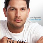 The cover of the coolest guy ever @YUVSTRONG12 's book on cancer journey. http://t.co/9YDCQdnVeO