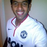 I am all set an ready for the game. Let's go Man Utd ... @Maheshbhupathi