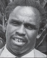 Kihika Kimani,the only Kenyan to have been elected as MP in three different Constituencies #KenyanHistory  http://t.co/y0N3nIR6
