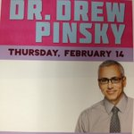 RT @Firstladyoflove: Today at 3 pm Georgia State Student Center on Valentines Day! @Drdrew will address your questions! http://t.co/PK0WXWlH