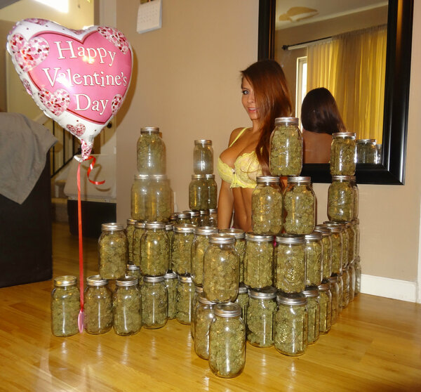 Happy V-Day!...Spend the Day with the 1s U Love... In my case MaryJane or more Specifically a Castle