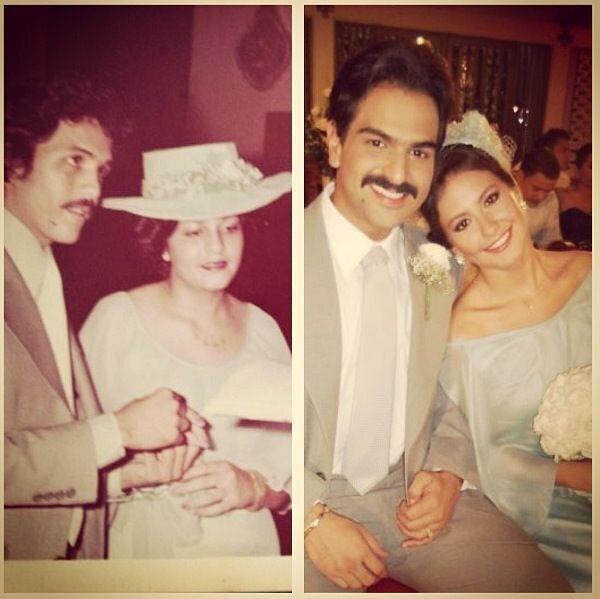 Clara Cabello y @ElRafaOrozco se unen en sagrado matrimonio. (Foto de ...