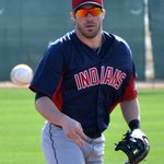 RT @MLBastian: Second baseman Jason Kipnis (@TheJK_Kid) keeps his eyes on the ball during Friday's infield practice.