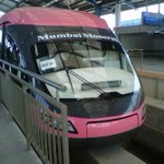RT @Prachi_licious: #Mumbai 1st monorail. Waiting !