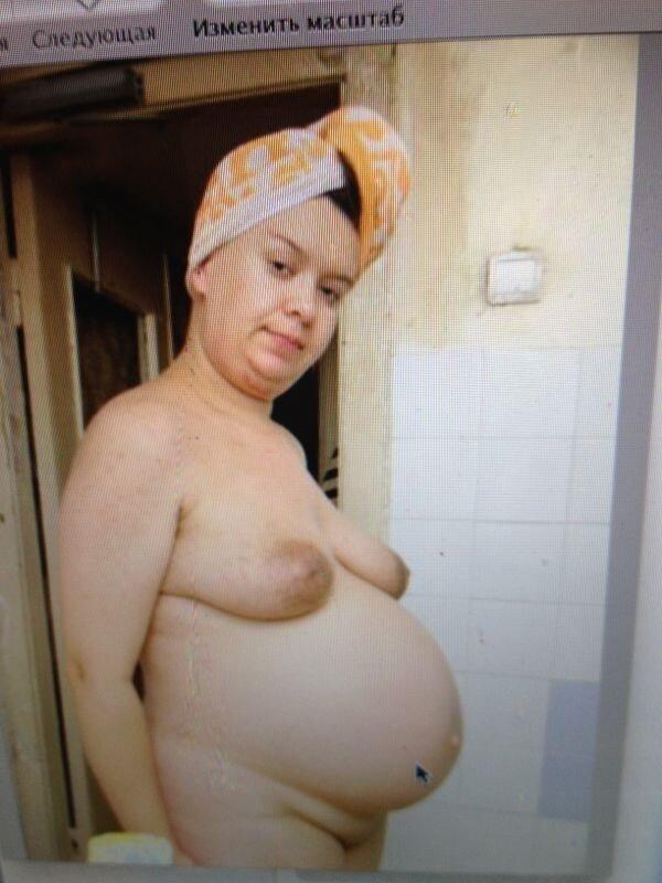 набухшие сиськи беременных фото