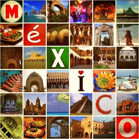 Mi bello México!!! Los creadores del  TT #QuéAscoSerUnMexicano ya quisieran tener una cultura como la nuestra!!! http://t.co/jRdgrn8p
