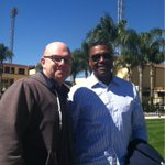 My pleasure! RT @BROB4 @tigers spring training with one of the best. @RodAllen12 thanks for stopping to snap pic!  http://t.co/Z7IIAoiH