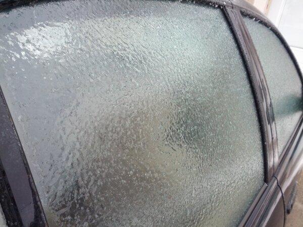 Freezing Rain in Steinbach 2