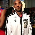 Getting ready for the 2013 #NBAAllStar Game with @kobebryant
