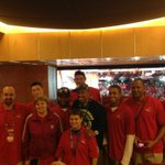 RT @nbacares: . @nickcannon with our @SpecialOlympics athletes just before the @NBAAllStar game!